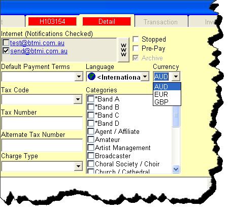 AccountCurrency